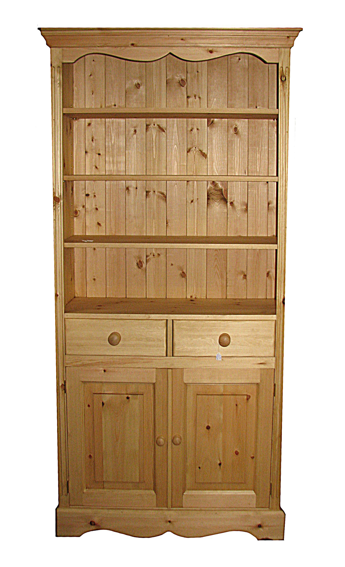 With adjustable shelves and doors kerris farmhouse pine for Furniture 30cm deep