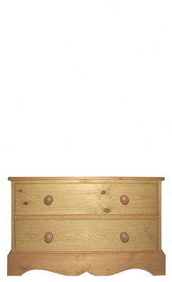2 Drawer chest wp