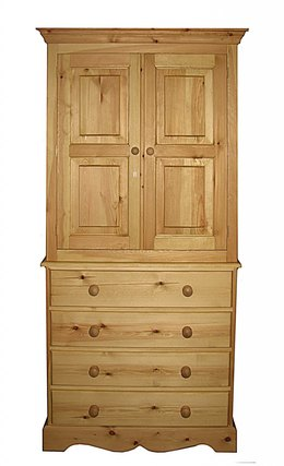 Linen press 4 drawer