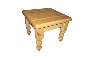60cm square Coffee table