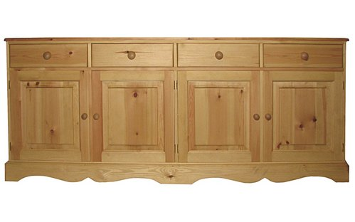 Sideboard 4 doors