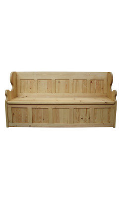 Monks bench / settle