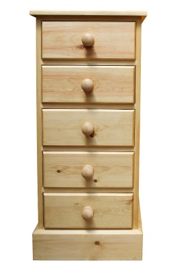 Bedside 5 drawer S
