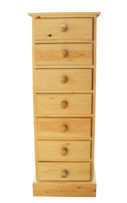 Bedside 7 drawer S