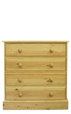 Chest 4 drawer straight