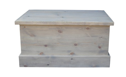 Rustic blanket box wp