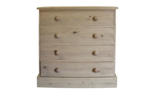Rustic 4 drawer chest